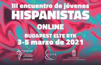 III Encuentro de Jóvenes Hispanistas